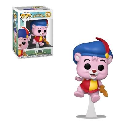 AoGB - Funko POP Disney - Cubbi Vinyl Figure 10cm