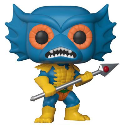 MASTERS OF THE UNIVERSE - Funko POP Television - Battle Armor Mer-Man Vinyl Figure 10cm Chase