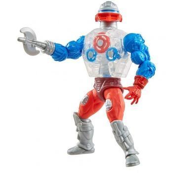 LES MAÎTRES DE L'UNIVERS Origins - MATTEL - Roboto 14cm