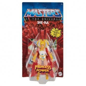 Les maitres de l univers origins mattel she ra 14cm