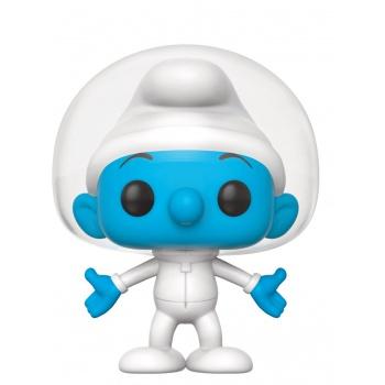 Les shtroumpfs funko pop animation astro smurf 10cm