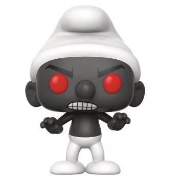 LES SHTROUMPFS - Funko POP Animation - Black Smurf 10cm