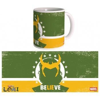 LOKI - Mug - Believe
