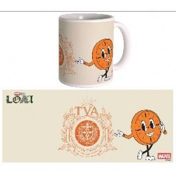 Loki mug the tva and miss minutes