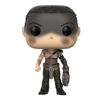 MAD MAX  Fury Road - Funko POP Movies - Furiosa Vinyl Figure 10cm