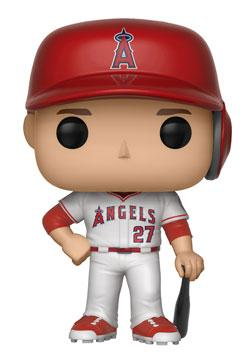 Major League Baseball - Funko POP - Mike Trout Vinyl Figure 10cm