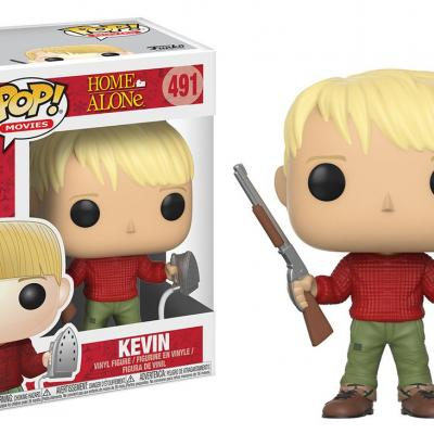 MAMAN, J'AI RATÉ L'AVION (HOME ALONE) - Funko POP Movies - KEVIN Vinyl Figure 10cm