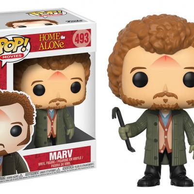 MAMAN, J'AI RATÉ L'AVION (HOME ALONE) - Funko POP Movies - MARV Vinyl Figure 10cm