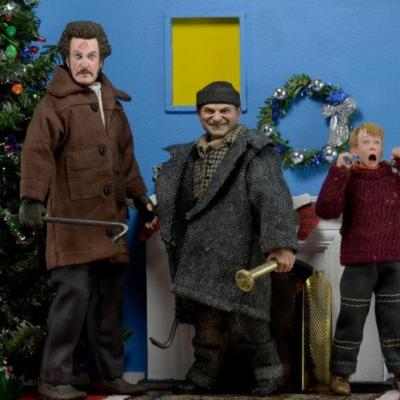 MAMAN, J'AI RATÉ L'AVION (HOME ALONE) - NECA - Pack Clothed Deluxe