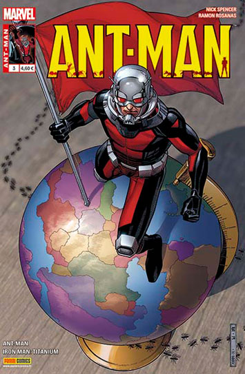 Marvel ant man 3