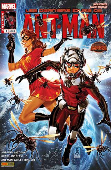 Marvel ant man 4