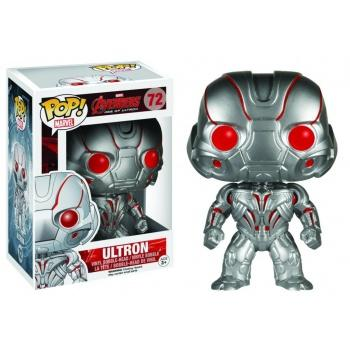 Marvel Avengers Age Of Ultron Figurine POP - Ultron 9cm