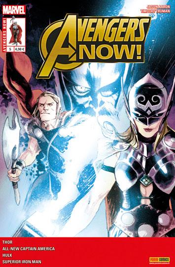 Marvel avengers now 5