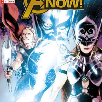 Marvel - AVENGERS NOW ! 5