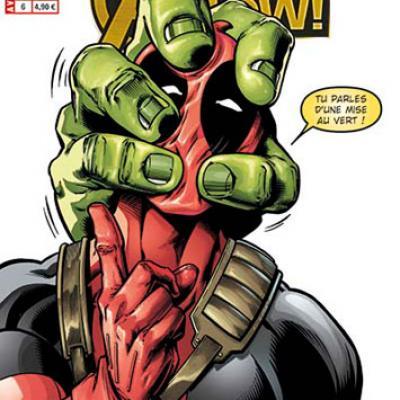Marvel - AVENGERS NOW ! 6