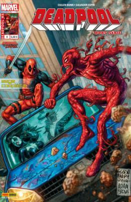 Marvel - DEADPOOL HORS SÉRIE 4 - DEADPOOL VS CARNAGE