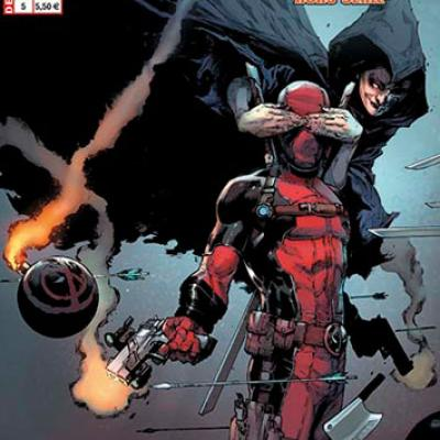 Marvel - DEADPOOL HORS SÉRIE 5 - LA MORT DE DEADPOOL