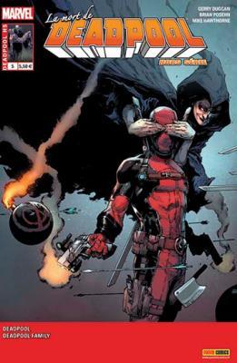 Marvel - DEADPOOL HORS SÉRIE 5 - LA MORT DE DEADPOOL