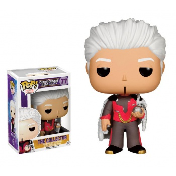 Marvel guardians of the galaxy pop the collector 9cm