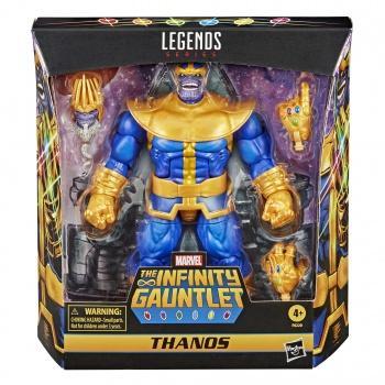 Marvel legends deluxe hasbro thanos 18 cm