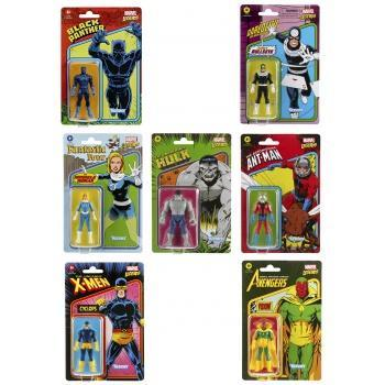 MARVEL LEGENDS Retro 375 - HASBRO - Collection pack
