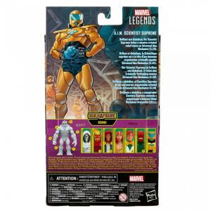 Marvel legends series hasbro a i m scientist supreme1