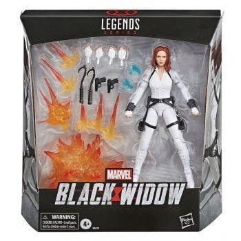 MARVEL LEGENDS Series - HASBRO - Black Widow Deluxe
