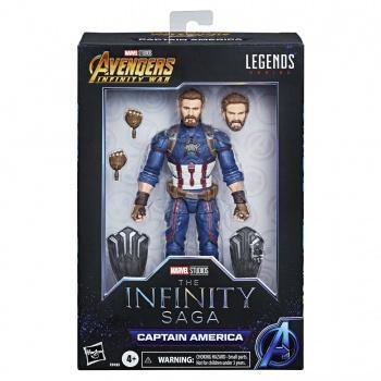 MARVEL LEGENDS Series - HASBRO - Captain America