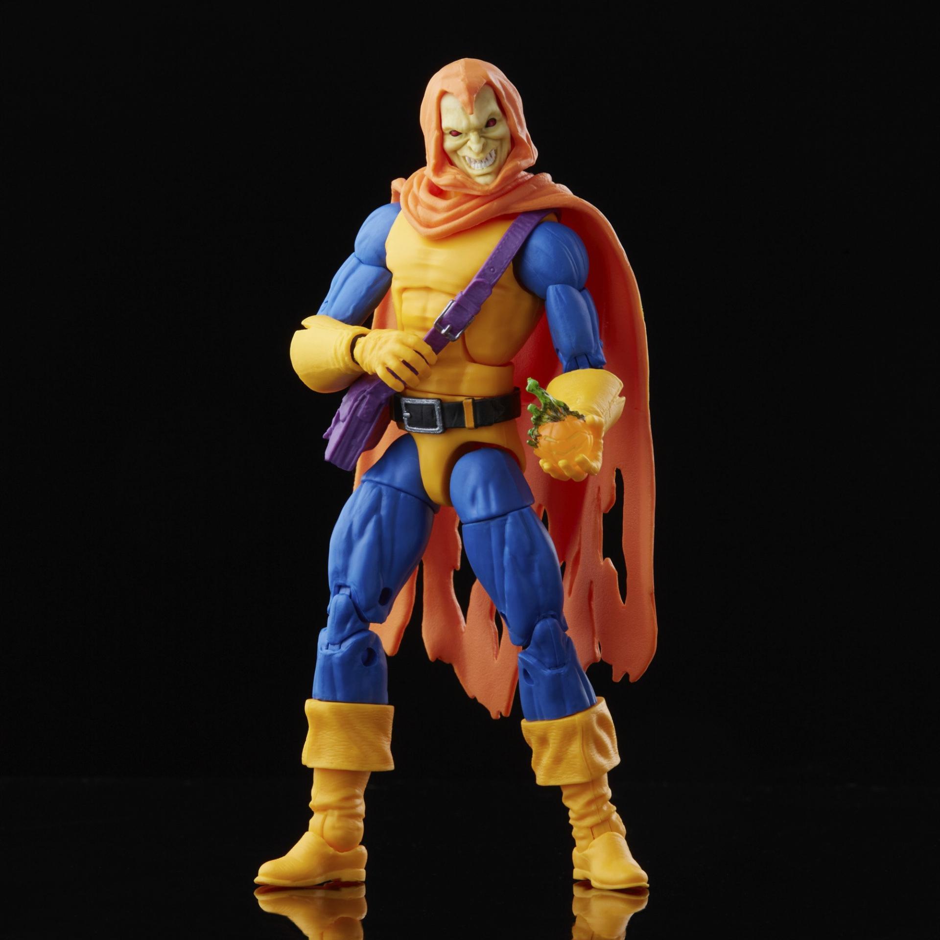 Marvel legends series hasbro hobgoblin