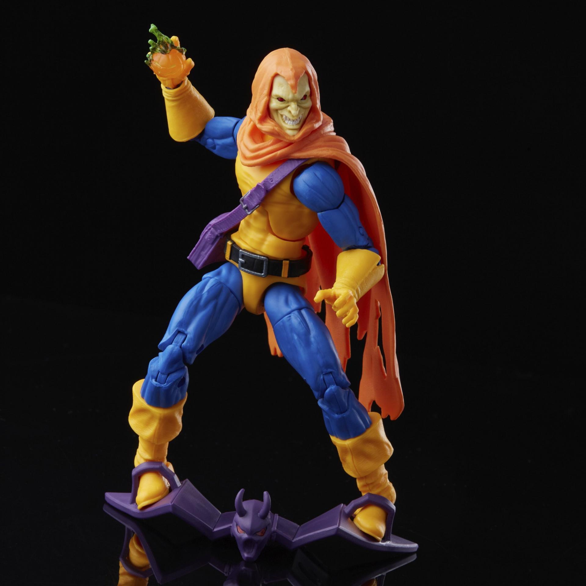 Marvel legends series hasbro hobgoblin1