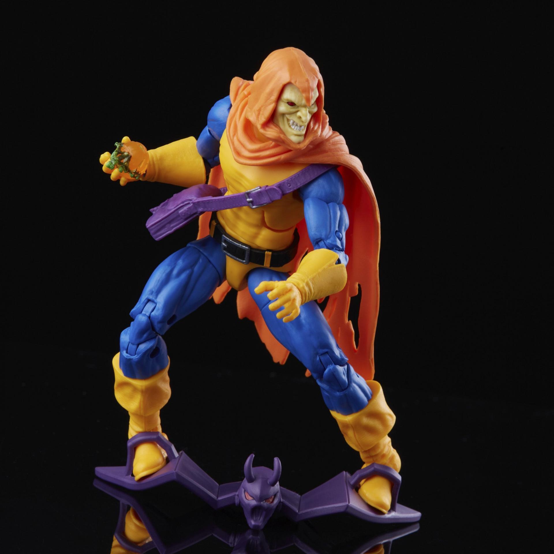 Marvel legends series hasbro hobgoblin2
