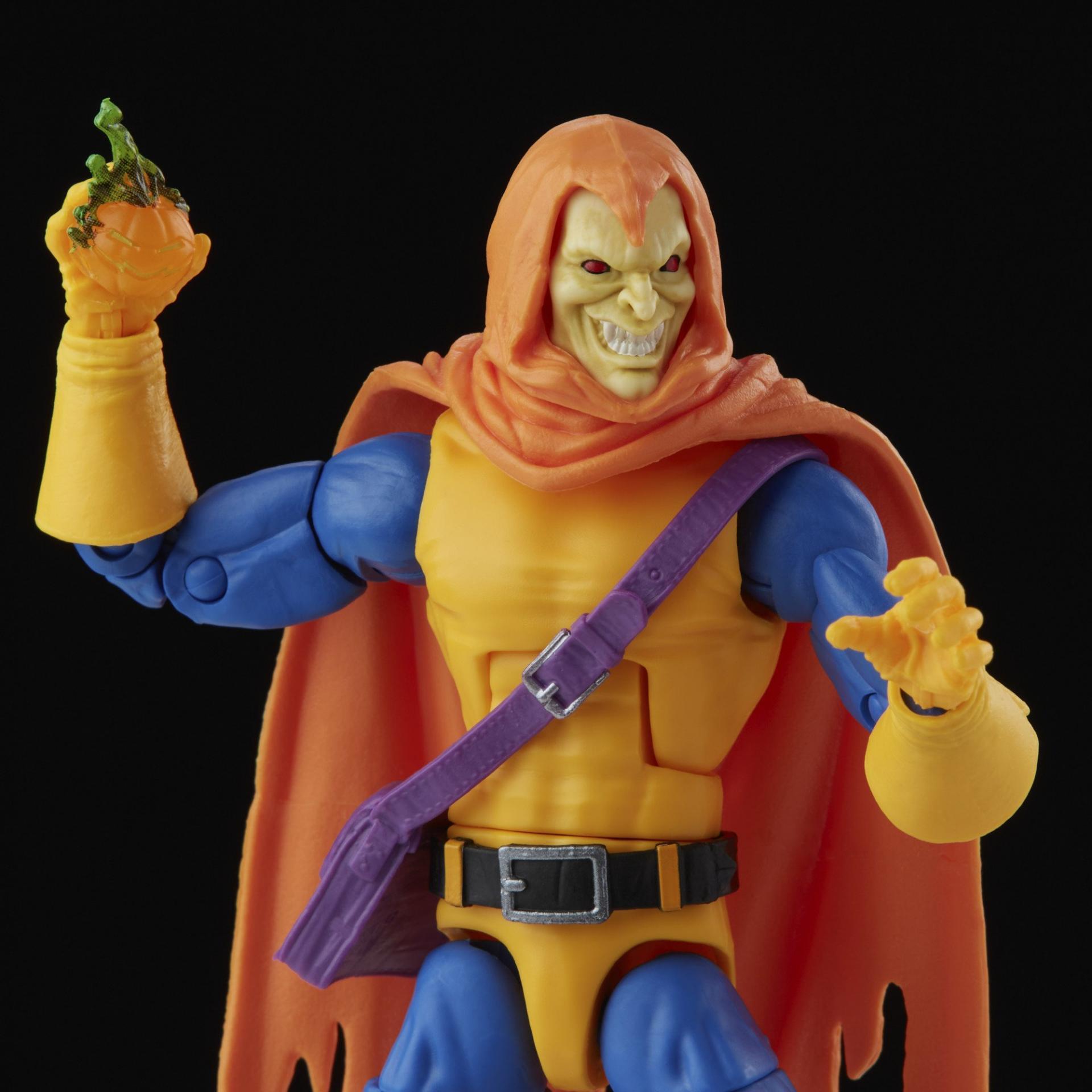 Marvel legends series hasbro hobgoblin3