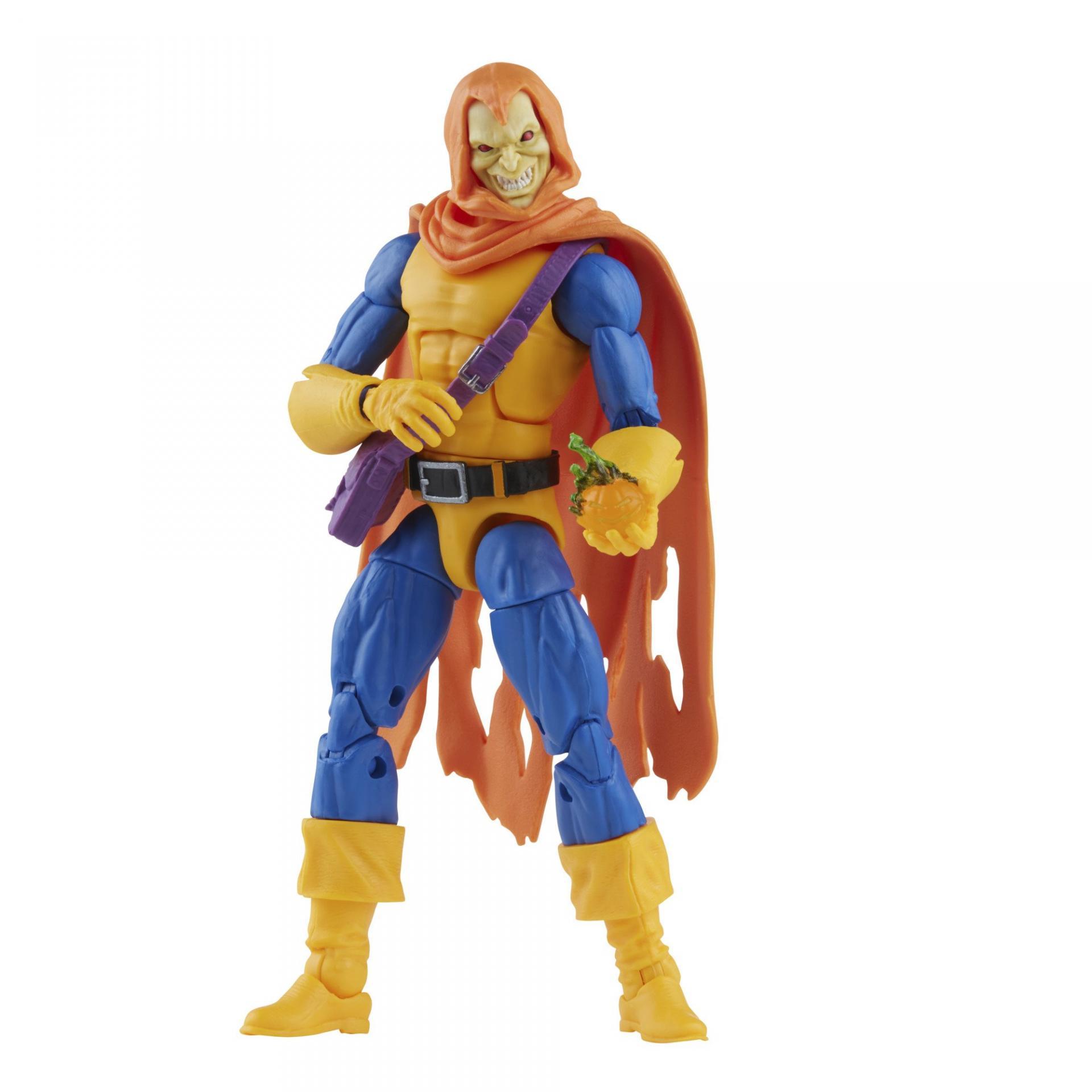 Marvel legends series hasbro hobgoblin4