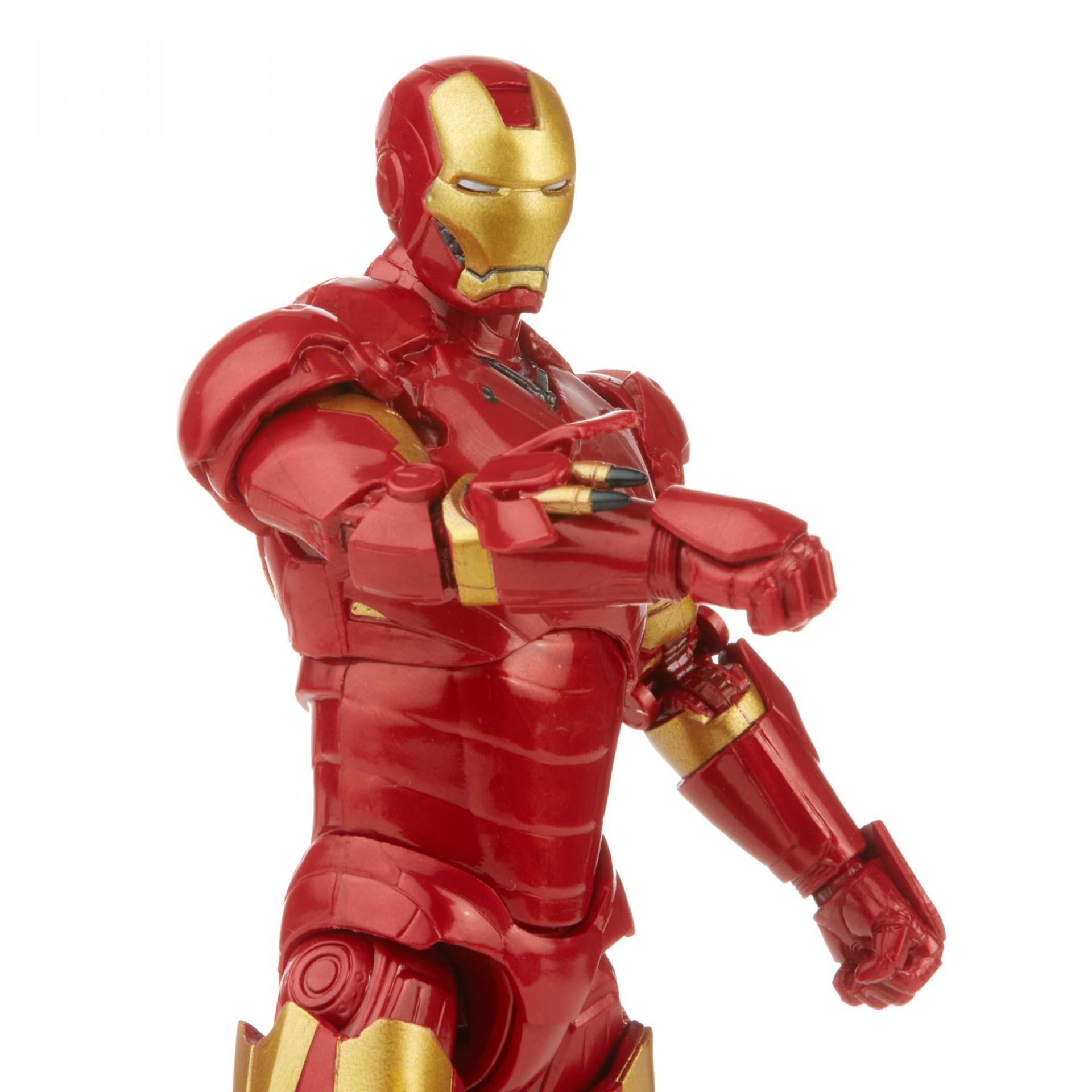 Marvel legends series hasbro iron man mark 310