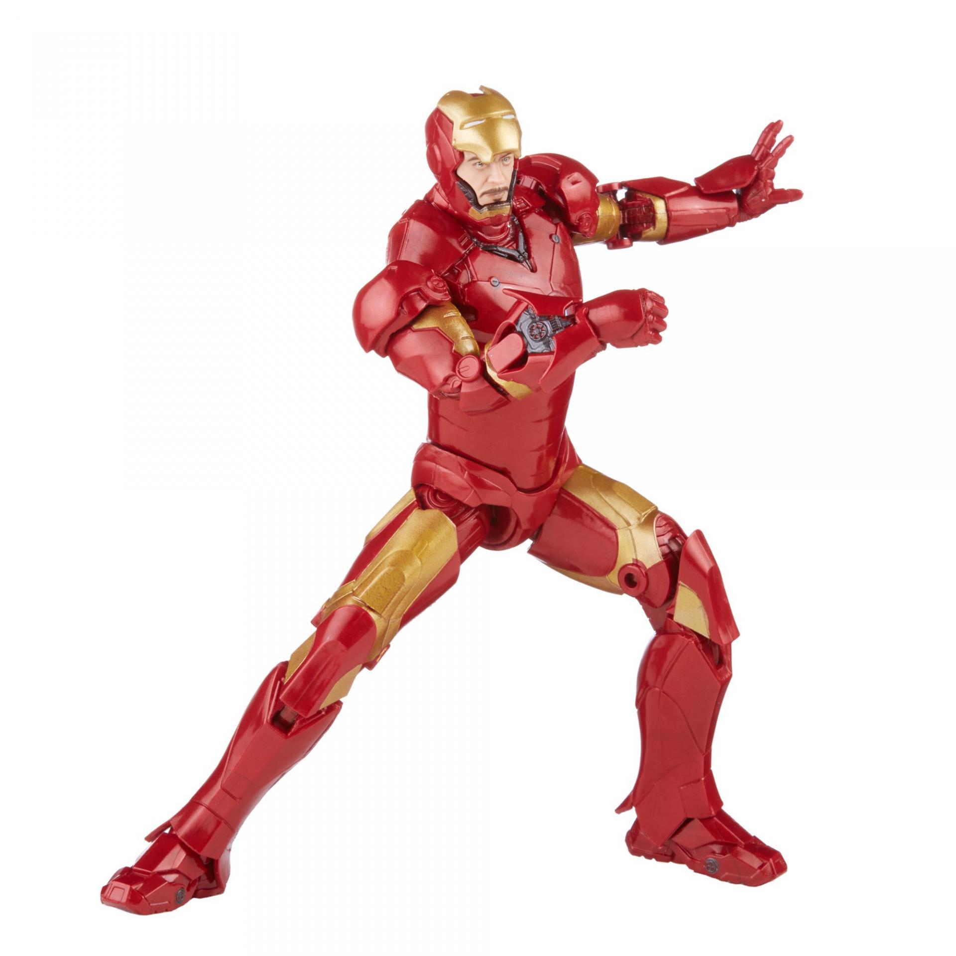 Marvel legends series hasbro iron man mark 311