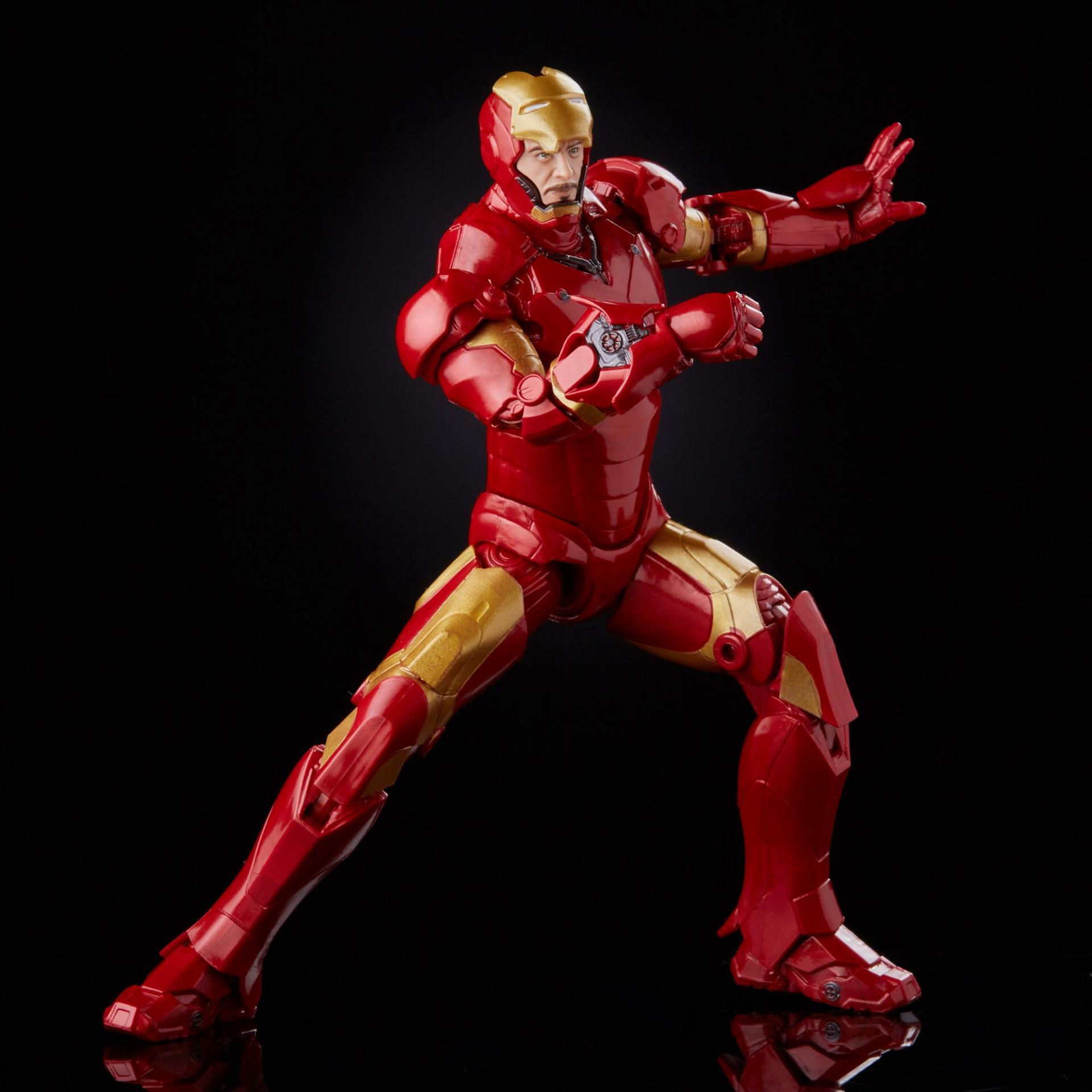 Marvel legends series hasbro iron man mark 32