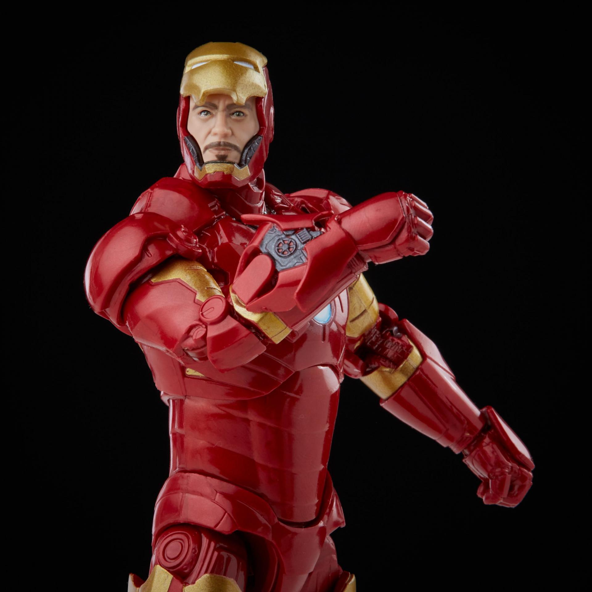 Marvel legends series hasbro iron man mark 36