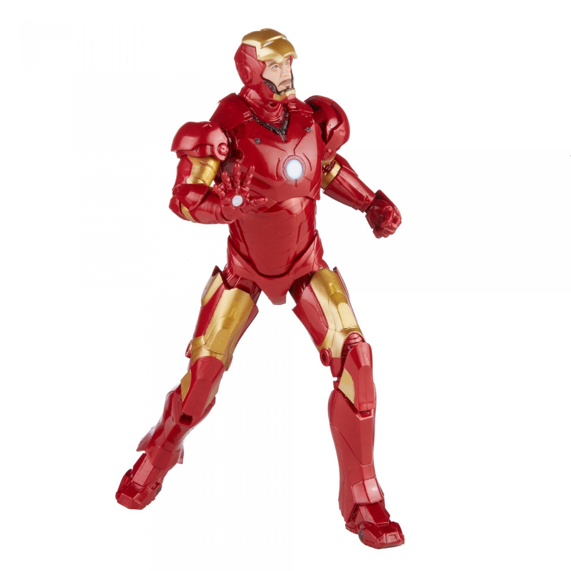 Marvel legends series hasbro iron man mark 37