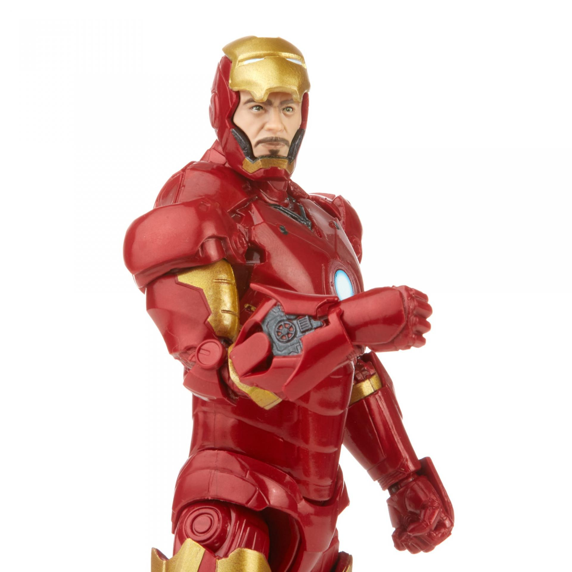 Marvel legends series hasbro iron man mark 39