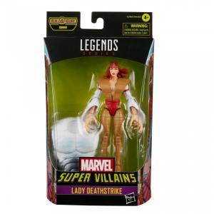 Marvel legends series hasbro lady deathstrike