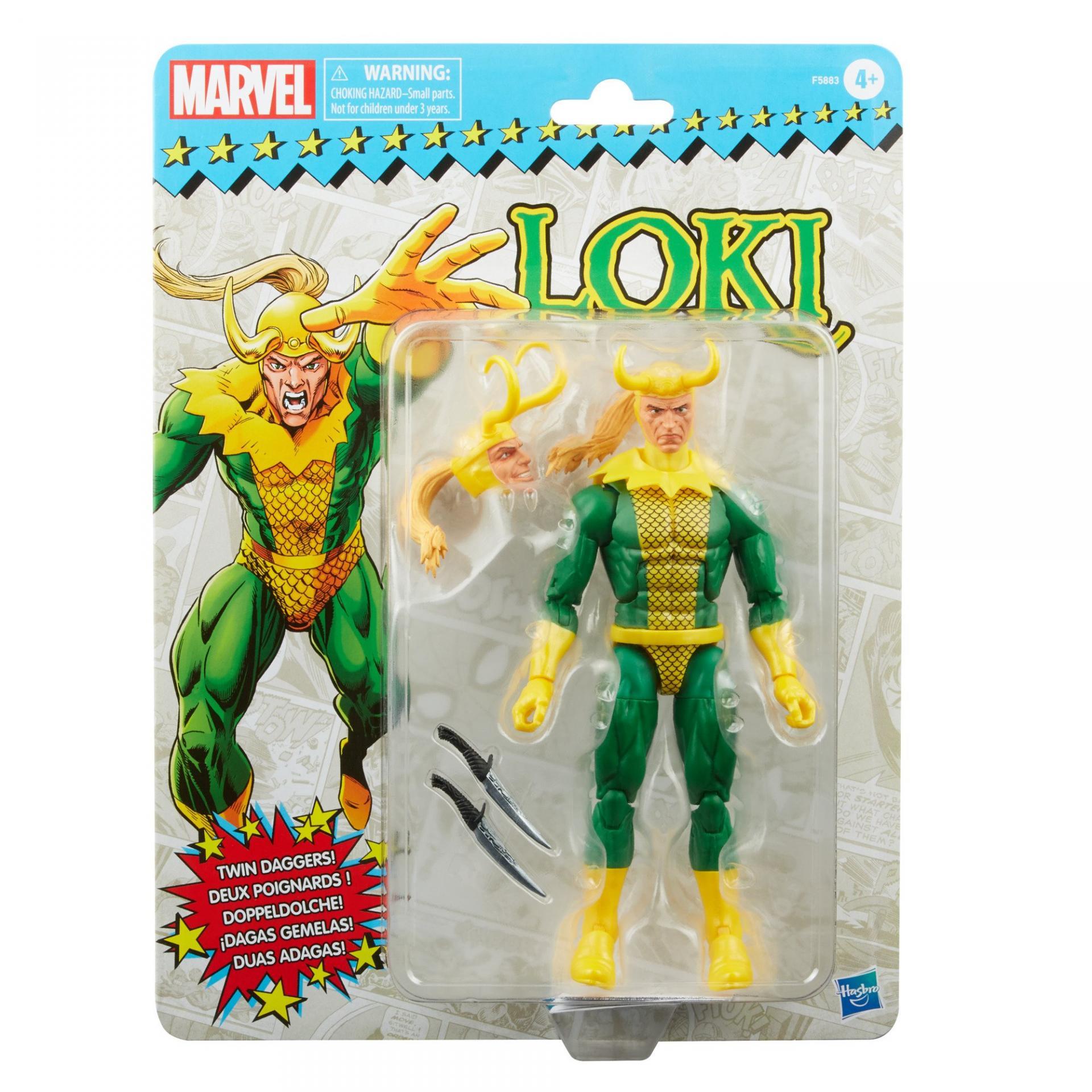 Marvel legends series hasbro loki4