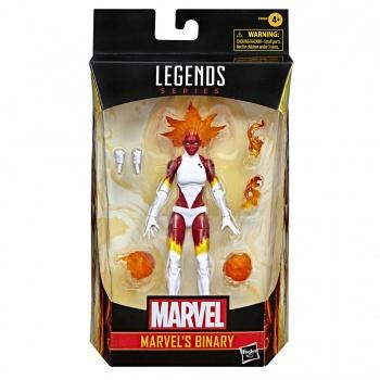 Marvel legends series hasbro marvel s binary