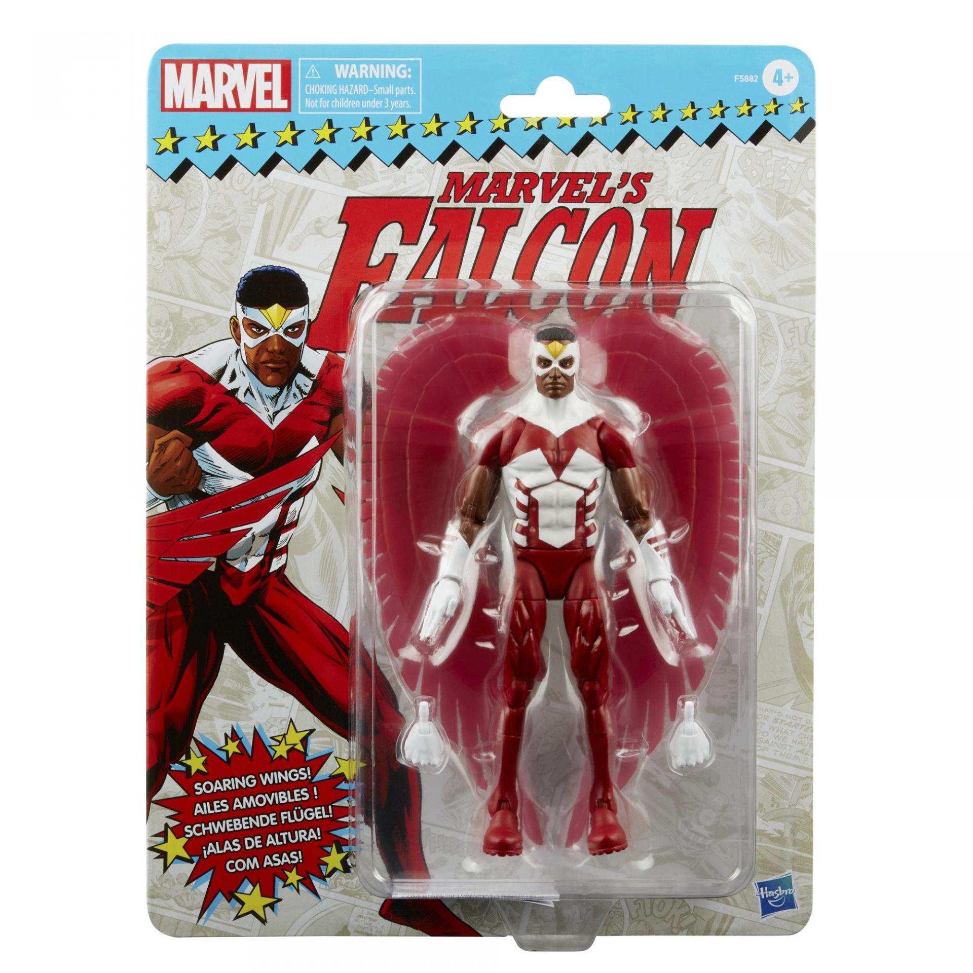 Marvel legends series hasbro marvel s falcon2