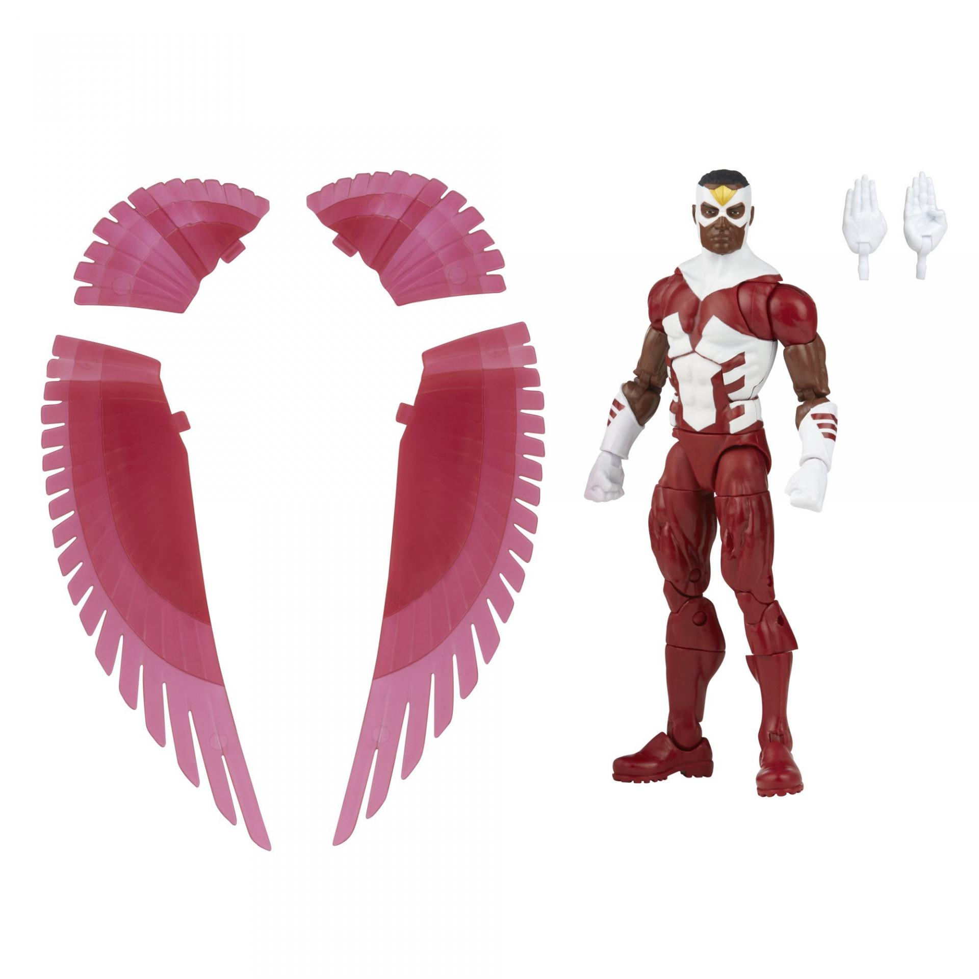 Marvel legends series hasbro marvel s falcon4