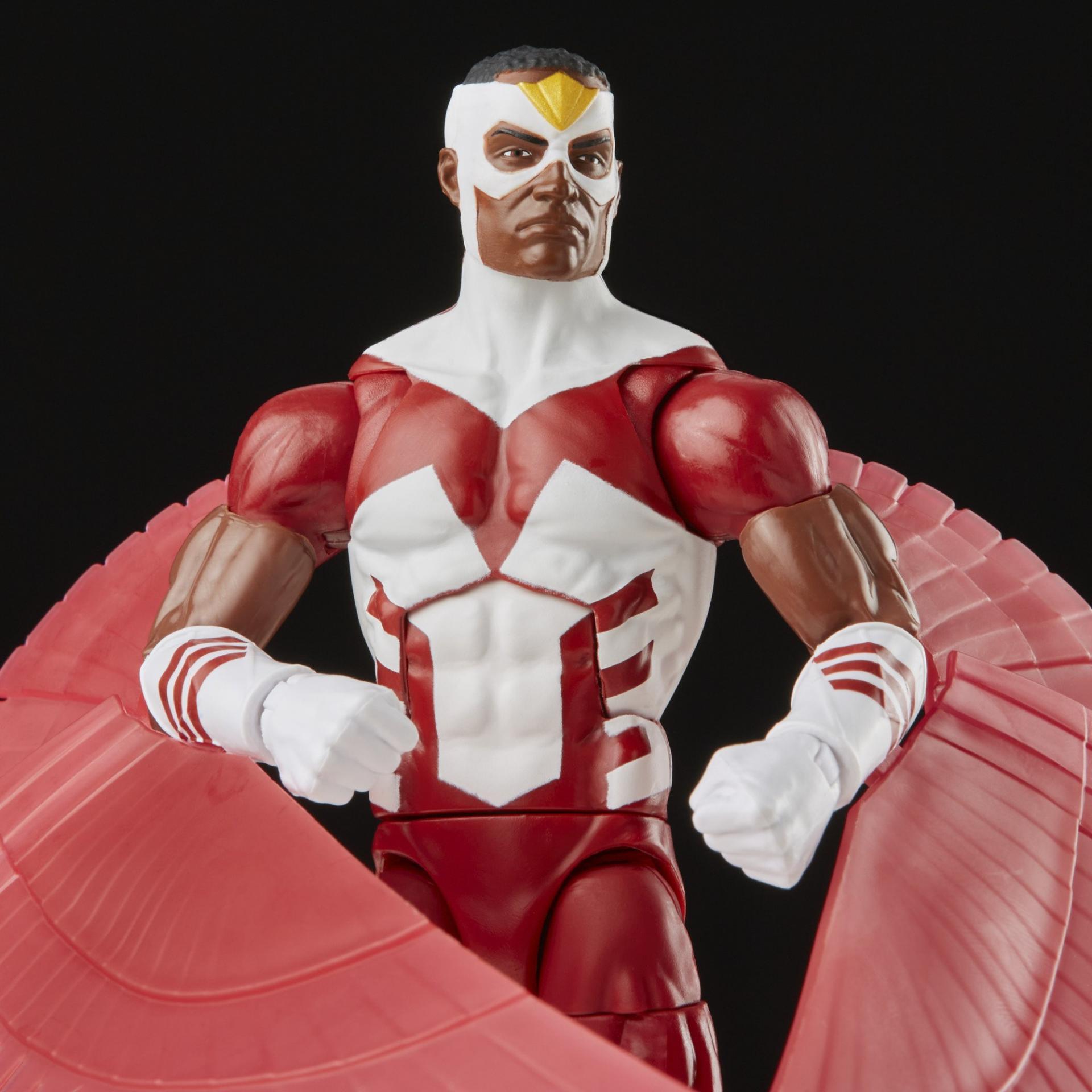 Marvel legends series hasbro marvel s falcon5