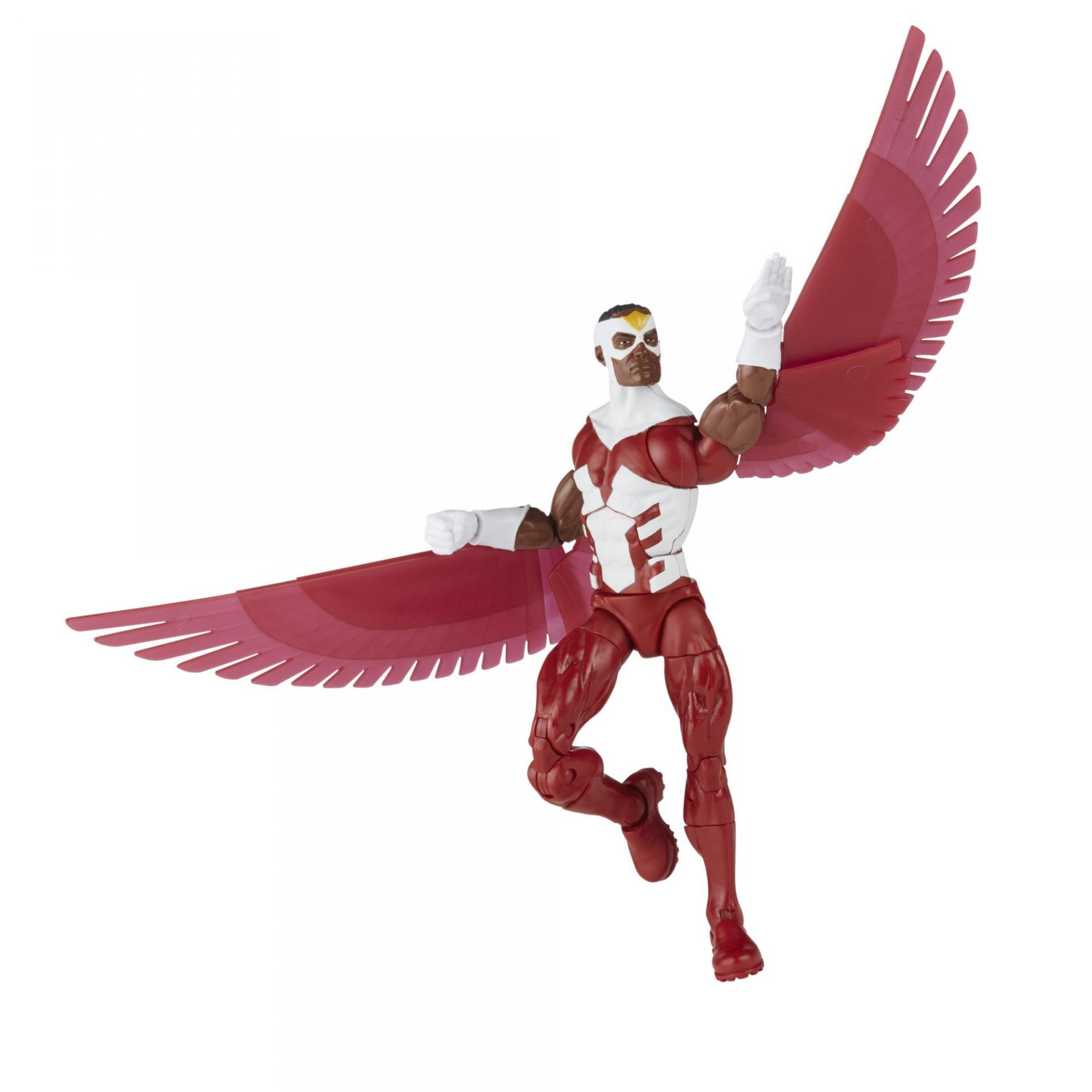 Marvel legends series hasbro marvel s falcon7