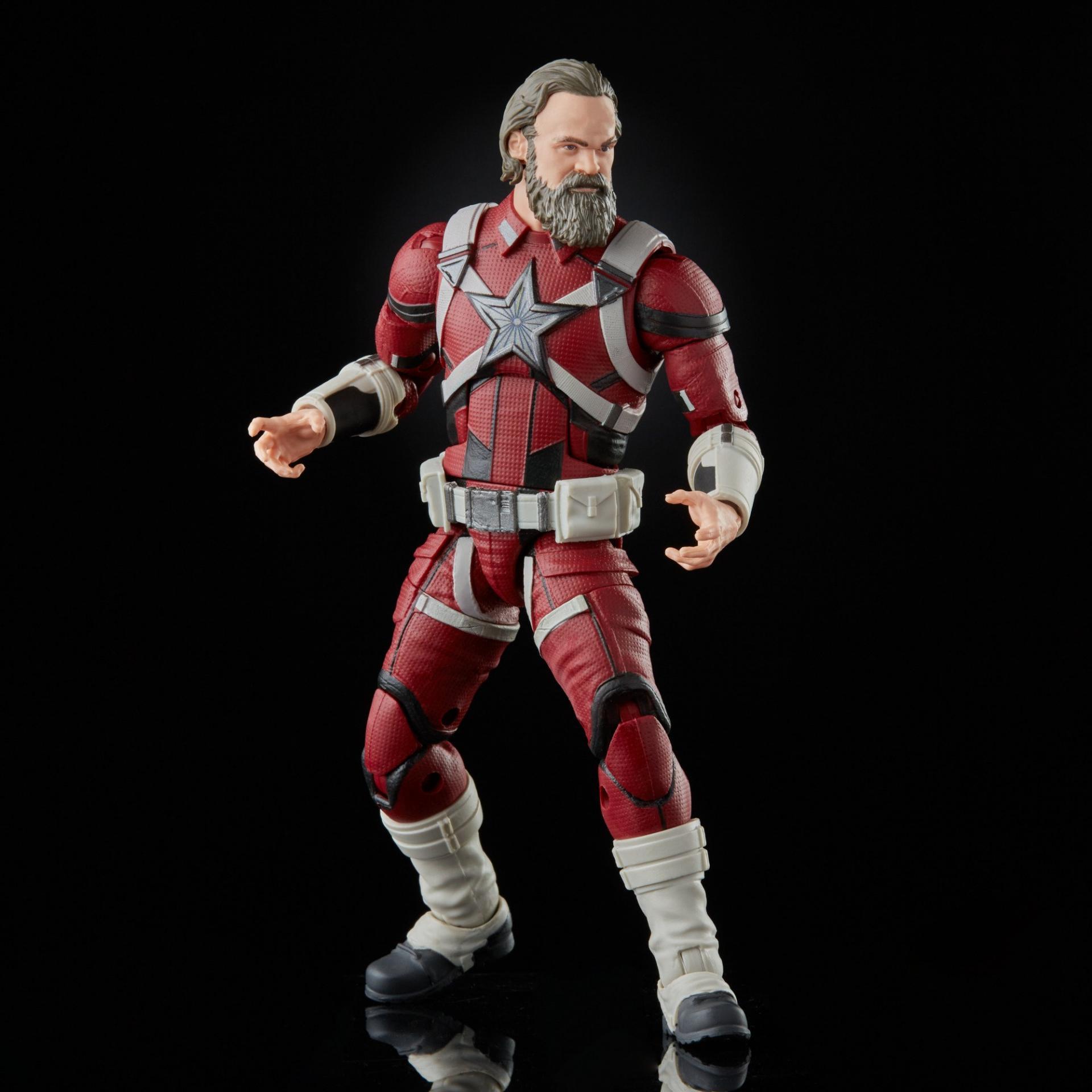 Marvel legends series hasbro red guardian melina vostkoff 2 pack3