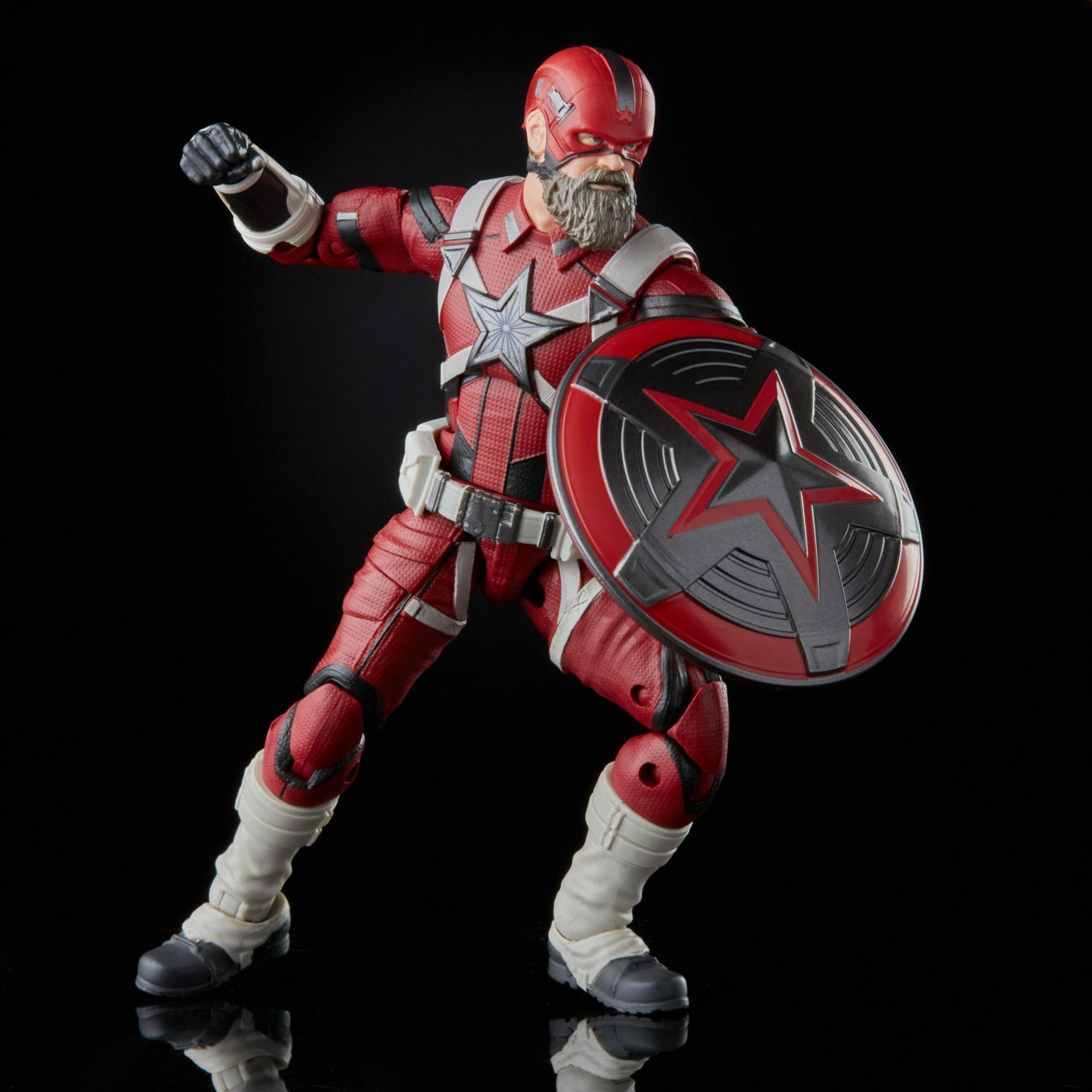 Marvel legends series hasbro red guardian melina vostkoff 2 pack8