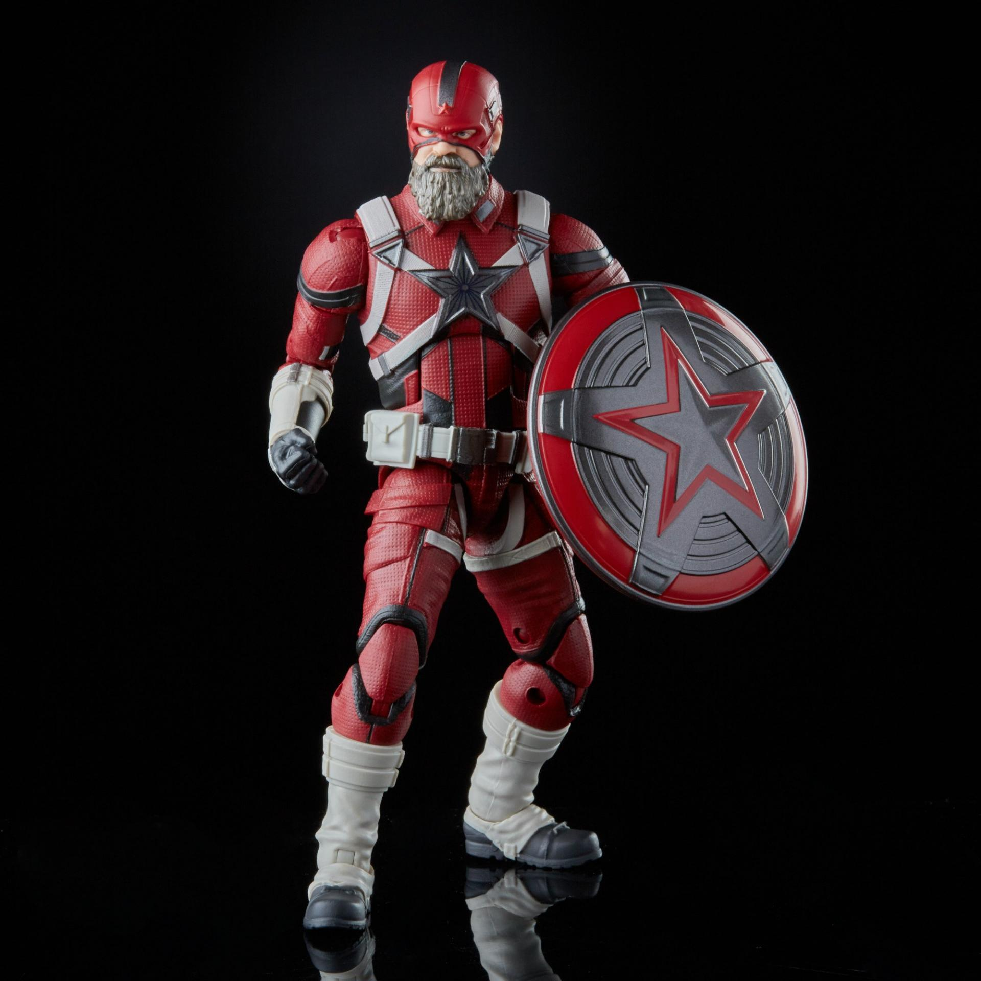 Marvel legends series hasbro red guardian melina vostkoff 2 pack9