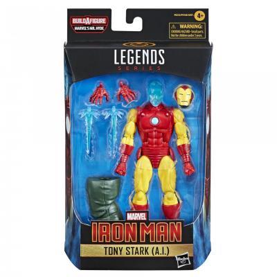 MARVEL LEGENDS Series - HASBRO - Shang-Chi Legend Of Ten Rings - Tony Stark(A.I.)